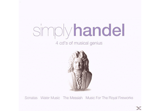 VARIOUS - Simply Handel [CD]