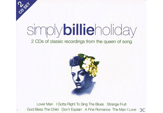 Billie Holiday - Simply Billie Holiday - (CD)