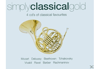 Div Classical, Various - Simply Classical Gold [CD]