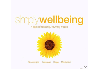 VARIOUS - Simply Wellbeing [CD]