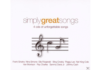 VARIOUS - Simply Great Songs - (CD)