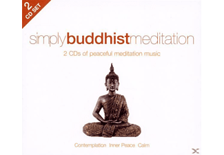 VARIOUS - Simply Buddhist Meditation (2CD) [Doppel-CD] [CD]