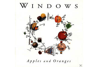 Windows - Apples And Oranges [CD]