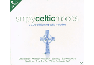 Div Folk - Simply Celtic Moods - (CD)