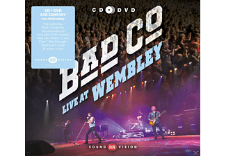 Bad Company - Live At Wembley 2010 (Cd+Dvd) [CD]
