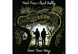 FINN,NEIL+KELLY,PAUL - Goin' Your Way - (CD)