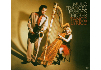 Mulo Francel, Francel, Mulo / Huber, Evelyn - Tango Lyrico - (CD)