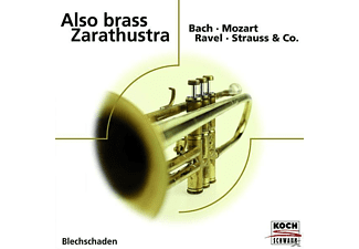 Blechschaden - Also Brass Zarathustra [CD]