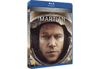 The Martian Science Fiction 3D BD & 2D BD, Blu-Ray