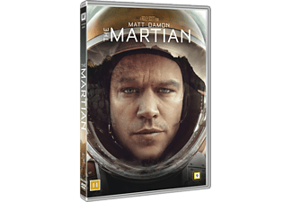 The Martian Science Fiction DVD