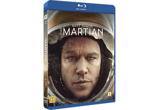 The Martian Science Fiction Blu-ray