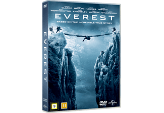 Everest Drama DVD