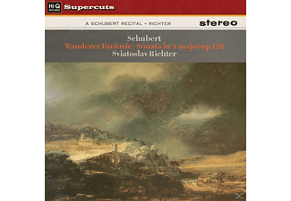 Richter Svjatoslav - Wanderer Fantasie/Sonata In A Major Op.120 [Vinyl]