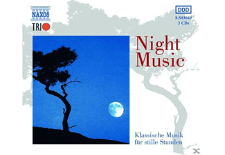 VARIOUS - Night Music - (CD)