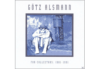 Götz Alsmann - For Collectors:1982-1991 [CD]