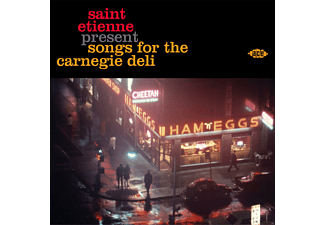 VARIOUS - Ace - Saint Etienne Present: Songs For The Carnegie Deli - (CD)