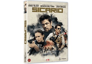 Sicario Action DVD