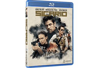 Sicario Action Blu-ray