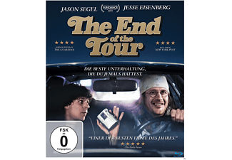 The End Of The Tour - (Blu-ray)