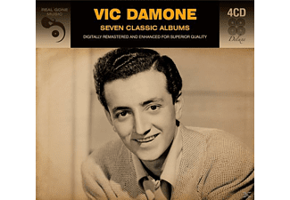 Vic Damone - 7 Classic Albums - (CD)