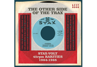 VARIOUS - The Other Side Of The Trax-Stax-Volt 45rpm Rarit - (CD)