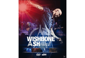Wishbone Ash - Live In Paris 2015 - (DVD)
