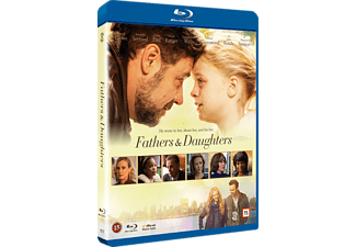 Fathers and Daughters Drama Blu-ray