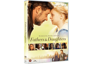 Fathers and Daughters Drama DVD
