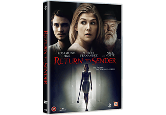 Return to Sender Thriller DVD