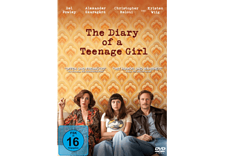 The Diary Of A Teenage Girl - (DVD)