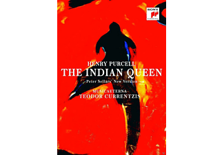Teodor Currentzis, VARIOUS - The Indian Queen - (DVD)