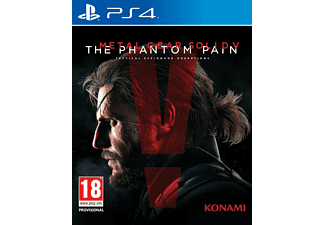 Metal Gear Solid V: Phantom Pain | PlayStation 4