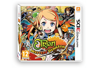 Etrian: Mystery Dungeon | 3DS