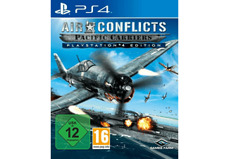 Air Conflicts - Pacific Carriers | PlayStation 4