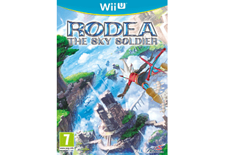 Rodea: The Sky Soldier | Wii U
