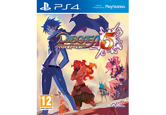 Disgaea 5: Alliance Of Vengeance | PlayStation 4