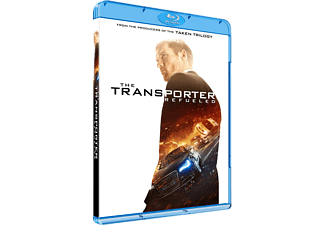 The Transporter Refueled Action Blu-ray