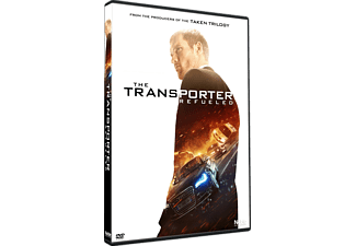 The Transporter Refueled Action DVD