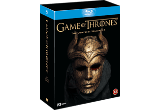 Game of Thrones S1-5 Äventyr Blu-ray