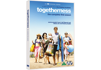Togetherness S1 Komedi DVD