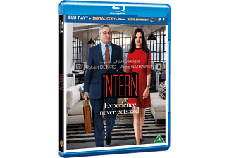 The Intern Komedi Blu-ray