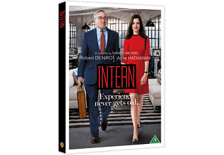 The Intern Komedi DVD