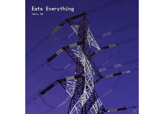Eats Everything, VARIOUS - Fabric 86 - (CD)