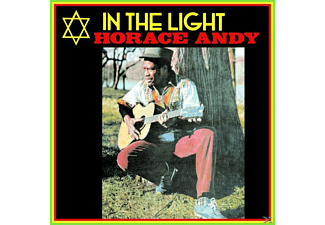 Horace Andy - In The Light (Expanded/Original Artwork Edition) - (CD)
