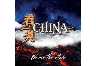 China - We Are The Stars - (CD)
