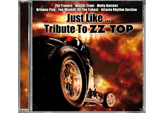 Various - Just Like A Tribute To Zz Top [CD]