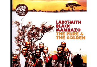 Ladysmith Black Mambazo - The Pure & The Golden-Essential Collection - (CD)