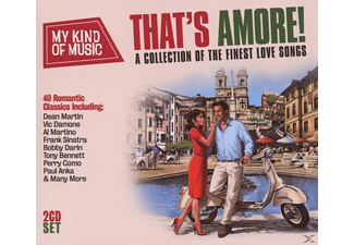 VARIOUS - That's Amore-My Kind Of Music - (CD)