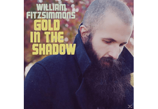 William Fitzsimmons - Gold In The Shadow - (CD)