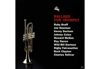 VARIOUS - Ballads For Trumpet [CD]
